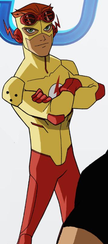 Kid Flash Wally West Earth-16 001