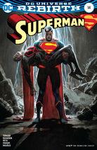 Superman Vol 4 14 Variant