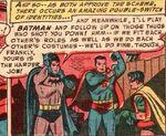 Batman e Superman trocam identidades