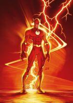 Flash, Wally West, Nova Terra, Era Moderna, Pós-Crise
