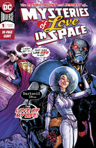 Mysteries of Love in Space Vol 1 1