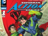 Action Comics Anual Vol 2 1