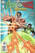 Green Lantern Plastic Man Weapons of Mass Deception 1