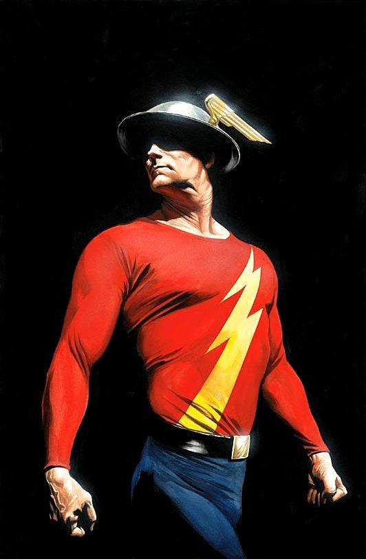 Flash Jay Garrick 0002