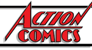Action Comics Vol 1 Logo