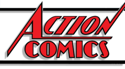 Action Comics Vol 1 Logo