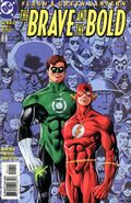 Flash Green Lantern Brave and the Bold 1