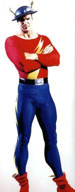 Jay Garrick, Flash, Nova Terra