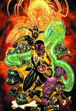 Sinestro Vol 1 1 Textless Variant