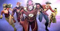 Flash Injustice 2 Epilogue
