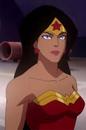 Wonder Woman Crisis on Two Earths