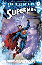 Superman Vol 4 19 Variant