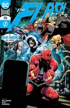 The Flash Vol 5 756