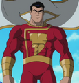 Captain Marvel SupermanBatman
