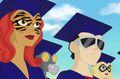 Graduates DC Super Hero Girls 0001