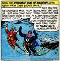 Nightwing Kal-El 001