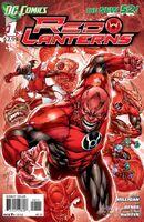 Red Lanterns Vol 1 1