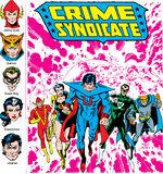 Crime Syndicate of America 001