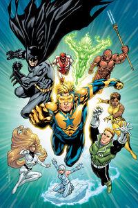 Justice League International 0002
