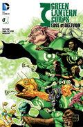 Green Lantern Corps Edge of Oblivion Vol 1 1