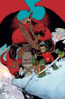 Robin Son of Batman Vol 1 1 Textless