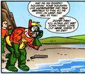 Bizarro Aquaman DC Super Friends 001