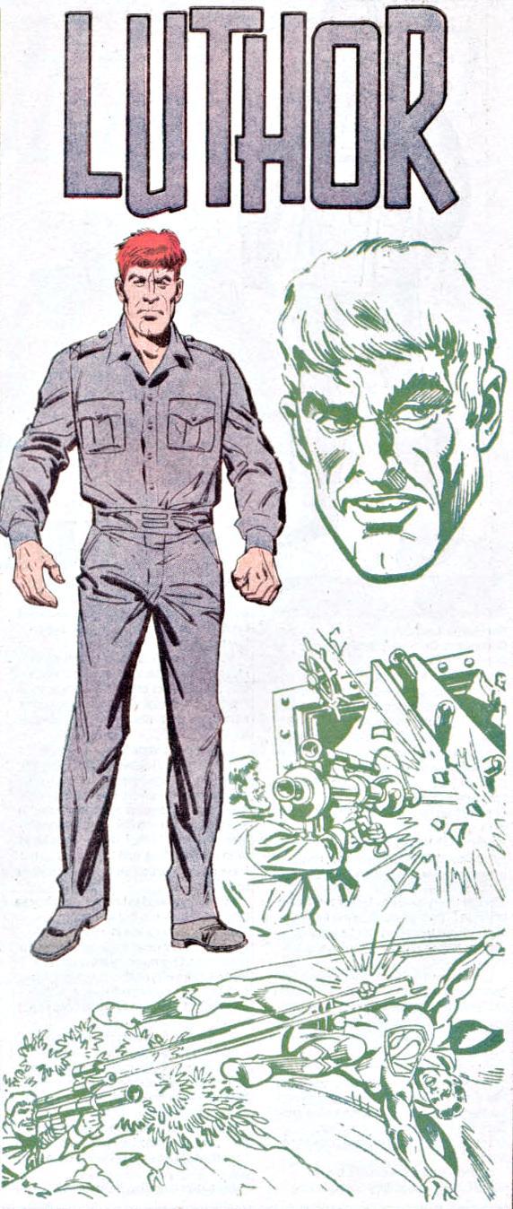 Alexei luthor