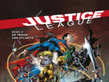 Justice League (2013) Boek 3: De Troon van Atlantis