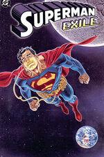 Superman deixa voluntariamente a Terra