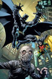 Batman e Robin enfrentam os criminosos de Gotham