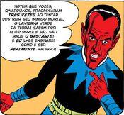 Discurso do mal de Sinestro