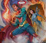 Kal-Il escapa de Krypton