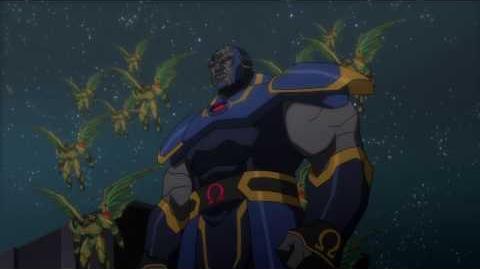 Liga da Justiça Vs Darkseid Parte 1