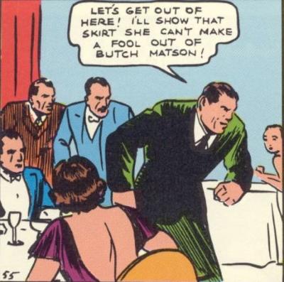 Butch Matson Earth-Two 0001