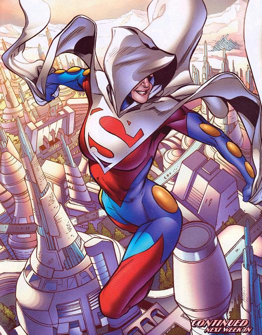 New Superwoman