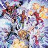 Thumb legion of super-heroes pre-zero hour