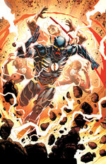 Flash se torna o Corredor Negro.