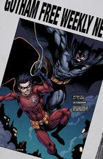 Robin Vermelho e Batman