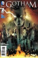 Gotham by Midnight Vol 1 1