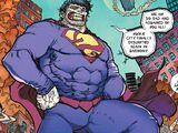 Superman-Bizarro (Terra 29)