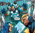 Blue Beetle Justice League 3000 0001