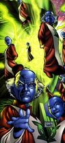 Guardians of the Universe 001