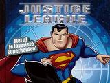 Justice League: Vriendenboek