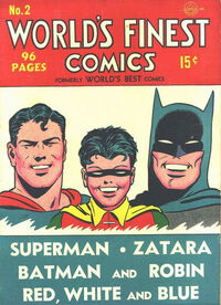 World's Finest Comics 2
