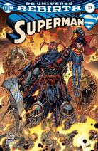 Superman Vol 4 33 Variant