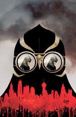 A Corte das Corujas cuida de Gotham
