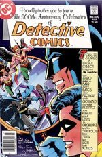 Detective Comics #500
