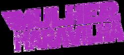 Logo Mulher-Maravilha