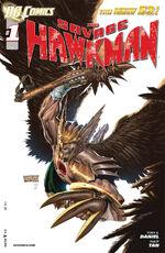 The Savage Hawkman Vol 1 1