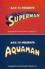 Superman-Aquaman